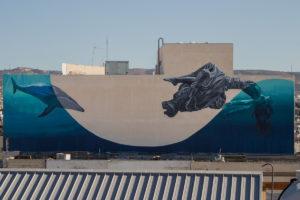 Bane&Pest   Wave   Streetartsquare festival   Chyprus   2017