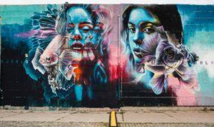 Djoels Ink   Mural   Antwer,Belgium   2018
