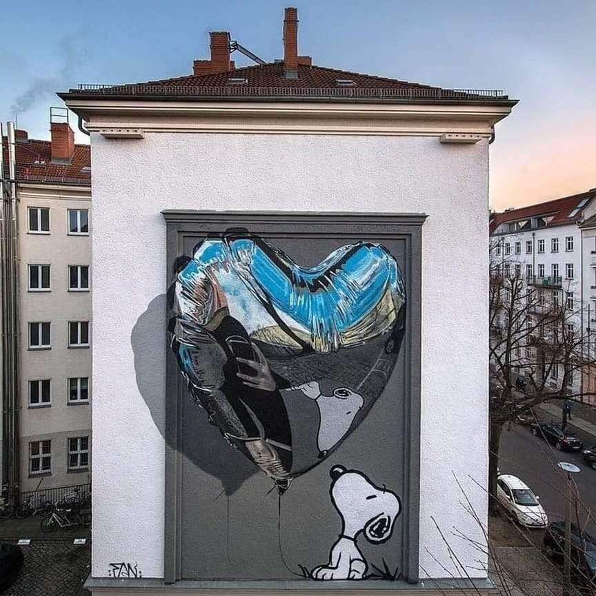 Fanakapan | Mural | Berlin | 2019