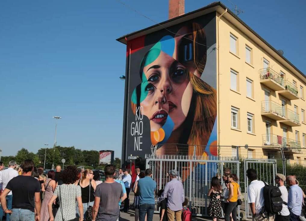 Koga1 - Street art - Wasaa - Urban Week