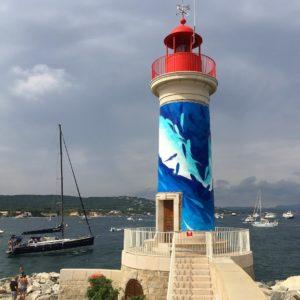 Michael Beerens | Phare | Saint-Tropez, France | 2018