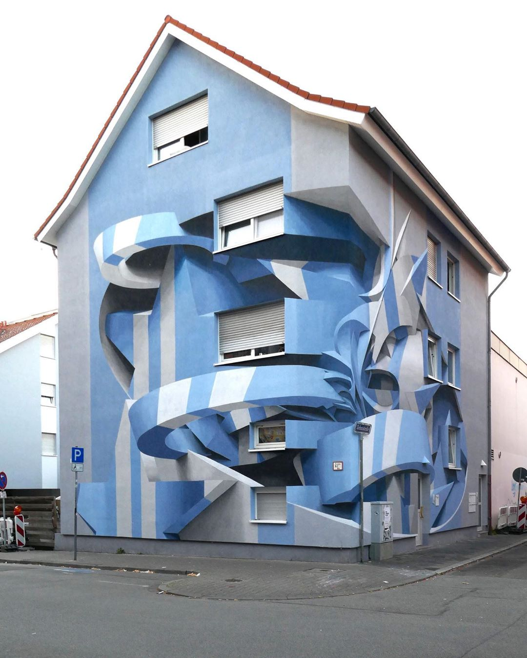 Peeta | Mural | Mannheim, Germany | 2019
