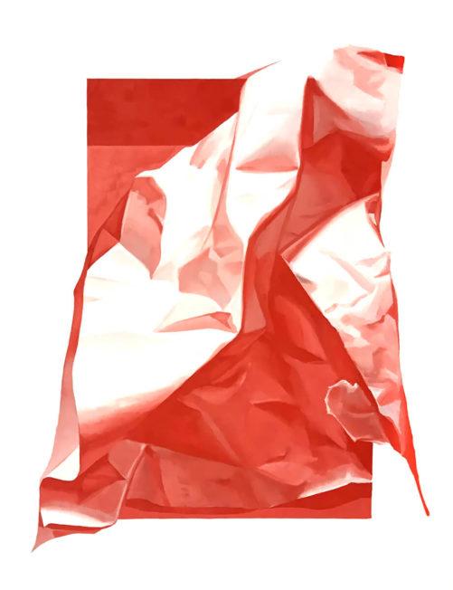 SCKARO | Vermillion red